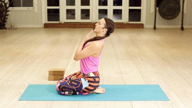 Yoga HIIT Conditioning 3 / Mia Jokiniva / Tekniikkatärppi 3 / 4:30 min.