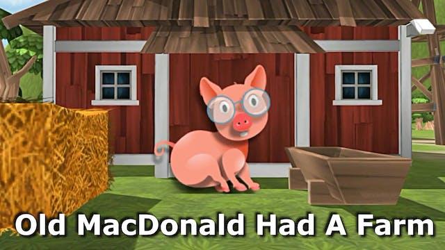 Old MacDonald Had A Farm 2D