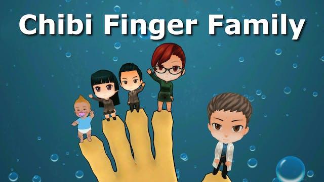 Chibi Finger Family