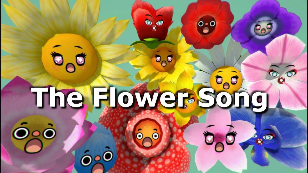 The Flower Song Bingbangboo Kangaroo Tv