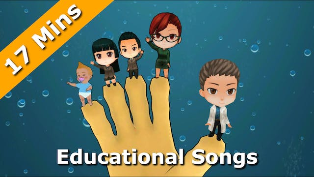 Educational Songs (17 minute compilation)