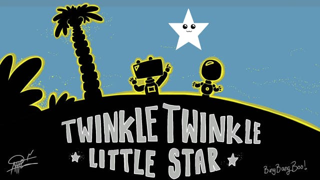Twinkle Twinkle Little Star 2D