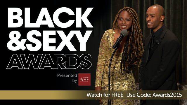 The 1st BLACK&SEXY Awards