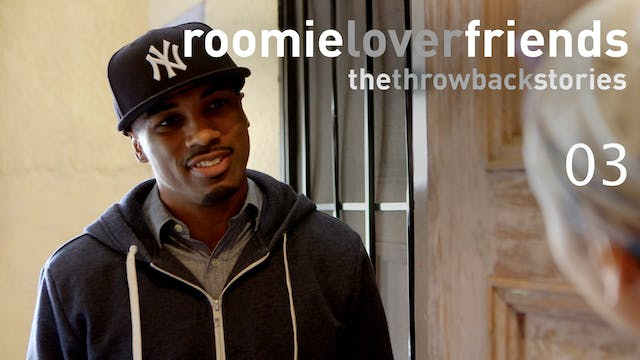 ROOMIELOVERFRIENDS | When Jay Met Tamiko | 03