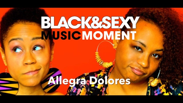 MUSIC MOMENT | Allegra Dolores