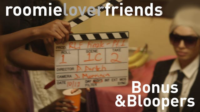 ROOMIELOVERFRIENDS | Bonus Features P...