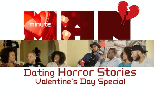 Dating Horror Stories: A Valentine's ...