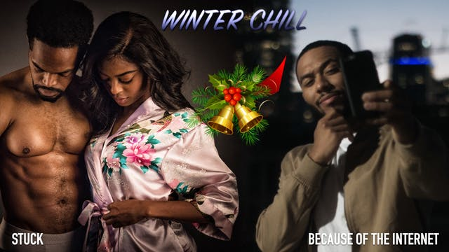 BLACK&SEXY WINTER CHILL  | Double Sho...