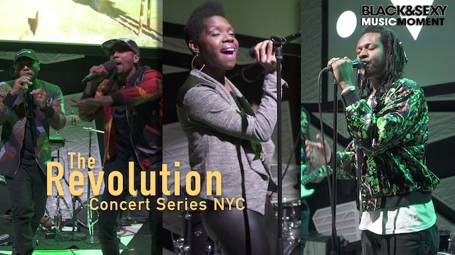 The Revolution | Concert Series