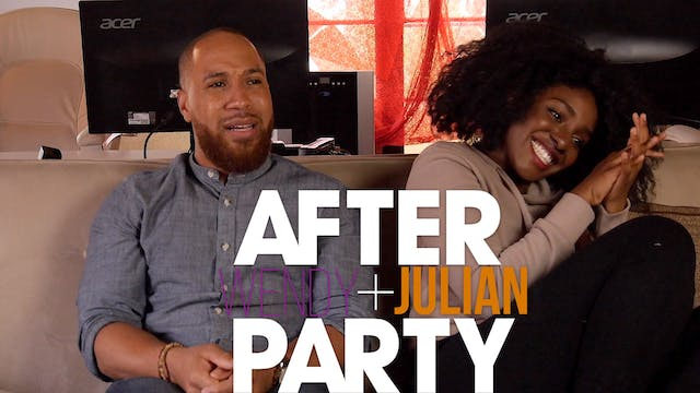 THE AFTER PARTY | WENDY + JULIAN 104