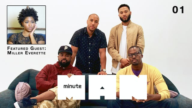 01   MINUTE MAN   Season 2   Are There Women Who Don't Want A Relationship?