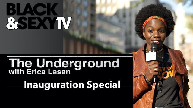 The UNDERGROUND - Inauguration Specia...