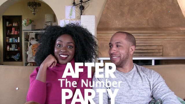 THE AFTER PARTY | THE NUMBER REBOOT 206