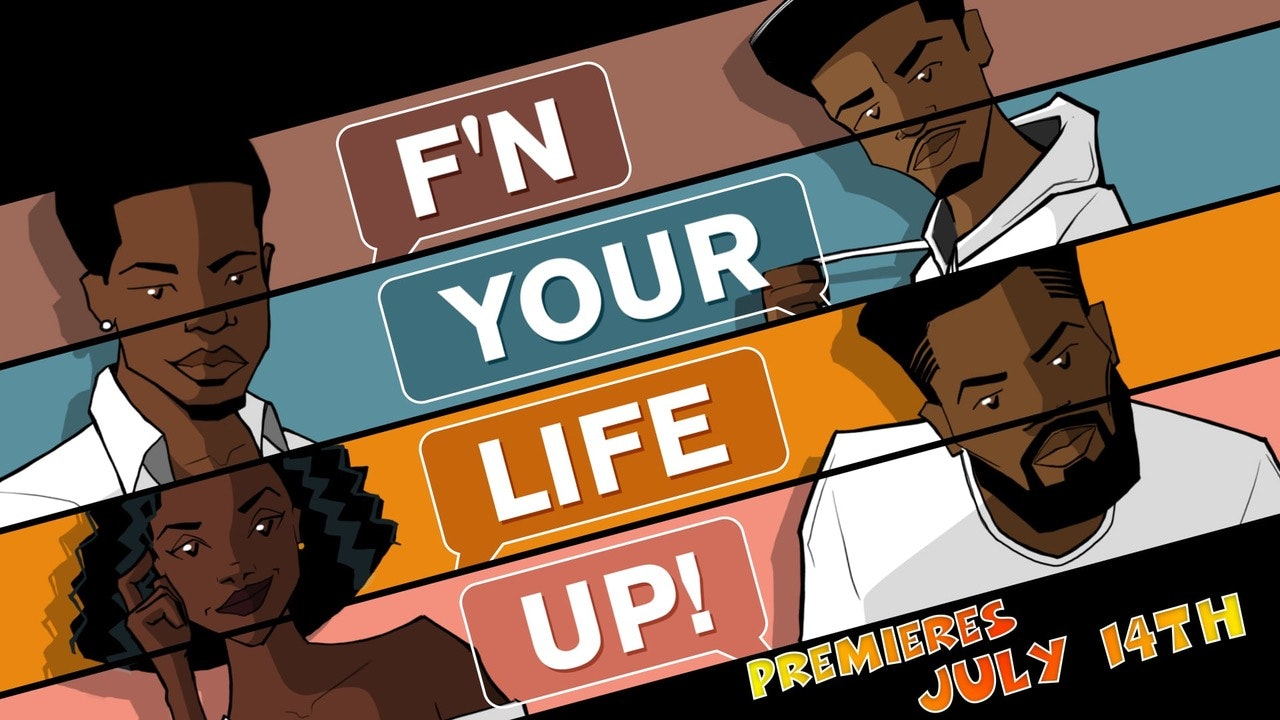 F'N YOUR LIFE UP!