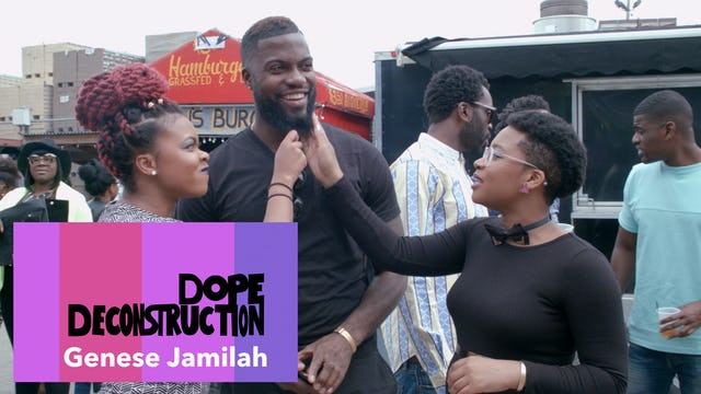 01 | Dope Deconstruction | Genese Jamilah