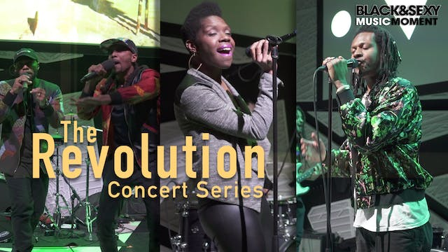 THE REVOLUTION | CONCERT SERIES (NYC)