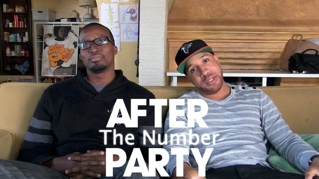 THE AFTER PARTY | THE NUMBER REBOOT 208