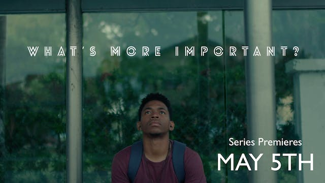 WHAT'S MORE IMPORTANT? | May 5th
