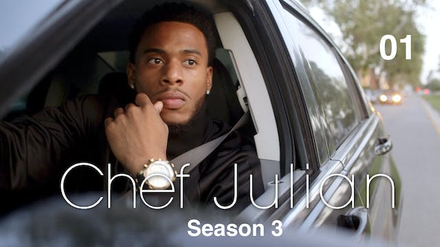 Chef Julian Season 3