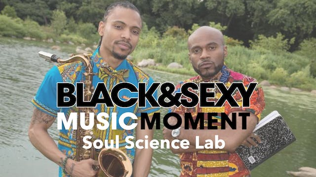 MUSIC MOMENT - Soul Science Lab