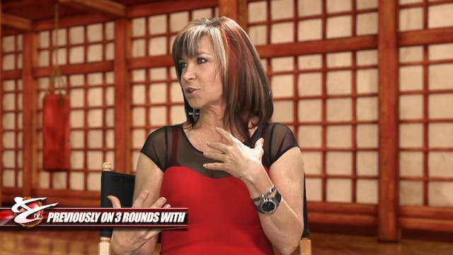 3 Rounds With: Cynthia Rothrock Part 2