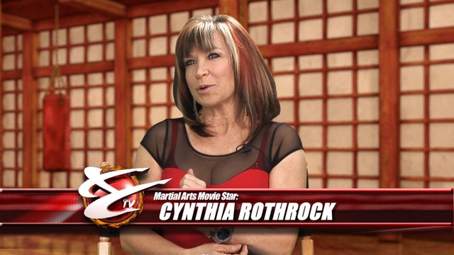 3 Rounds With: Cynthia Rothrock Part 1