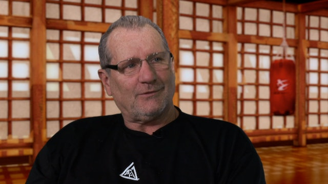 3 Rounds With: Ed O'Neill Part 2