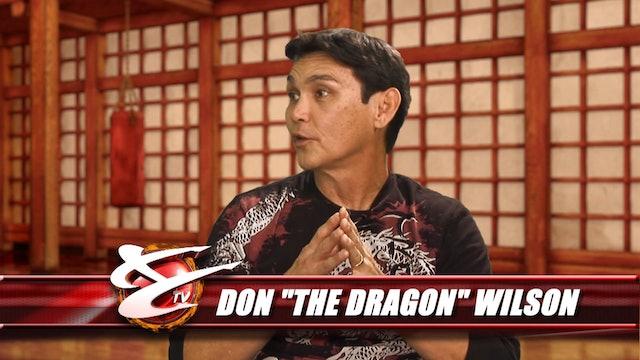 3RW Blasts: Don the Dragon Wilson