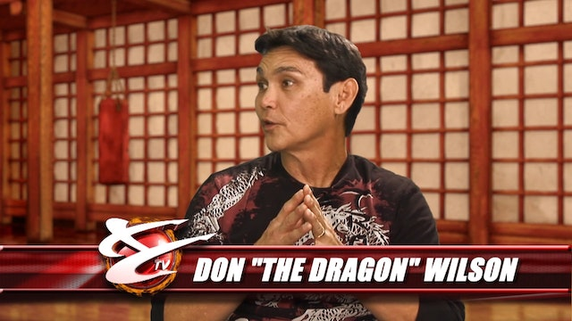 3RW Blasts: Don the Dragon Wilson