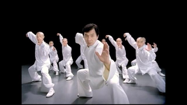 Wild Aid Blasts: Jackie Chan
