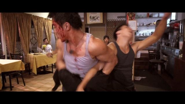 Fight Scene Blasts: Sleeping Dogs 2