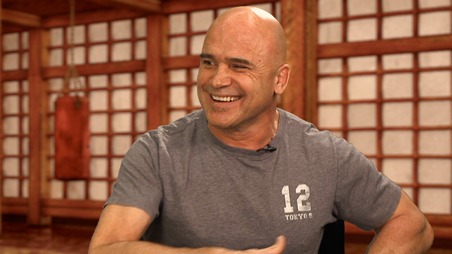 3 Rounds With: Bas Rutten Part 1