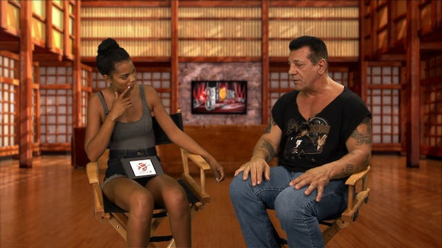 3 Rounds With: Chuck Zito