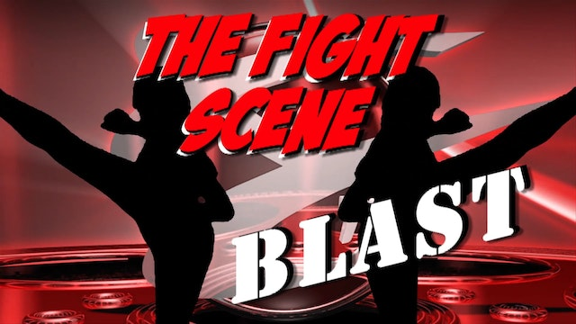 Fight Scene Blasts: Cardio