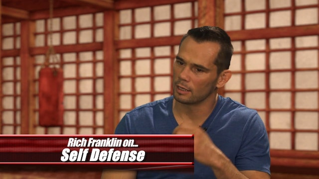 3RW Blasts: Rich Franklin