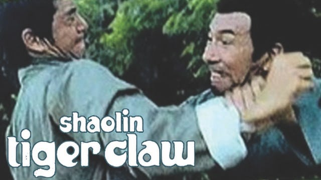 Shaolin Tiger's Claw