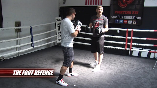 Move of the Day Blasts: Foot Defense