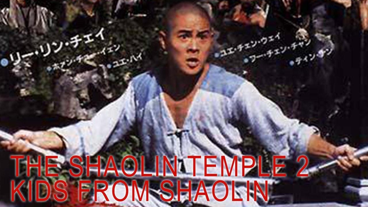 The Shaolin Temple 2: Kids from Shaolin