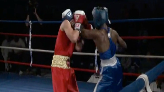 Roque (USMC) vs. Williams (Navy)