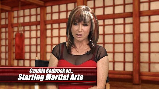 3RW Blasts: Cynthia Rothrock