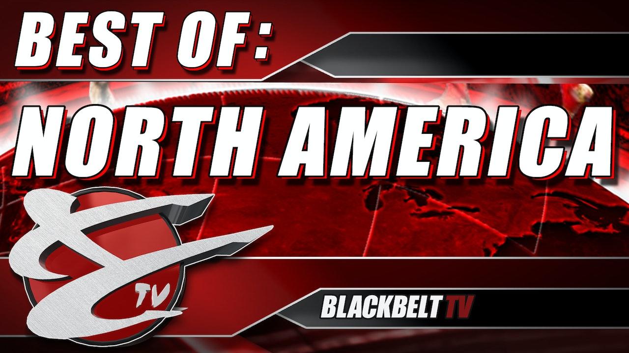 Best of North America Blurred