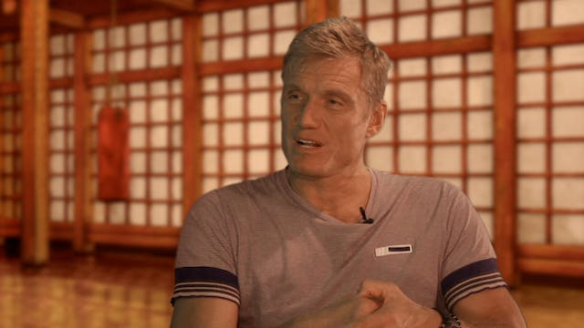 3 Rounds With: Dolph Lundgren
