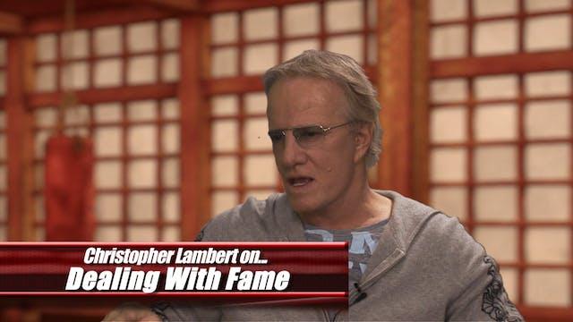 3RW Blasts: Christopher Lambert