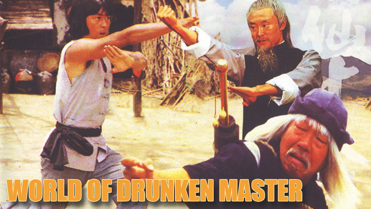 World of Drunken Master