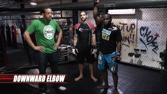 Martial Arts Minute Blasts: Downward Elbow
