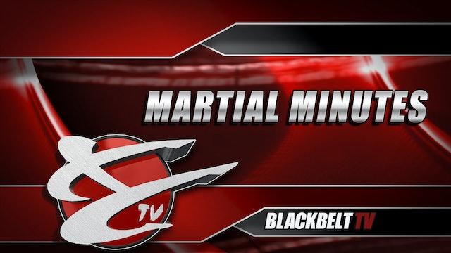 Martial Minutes