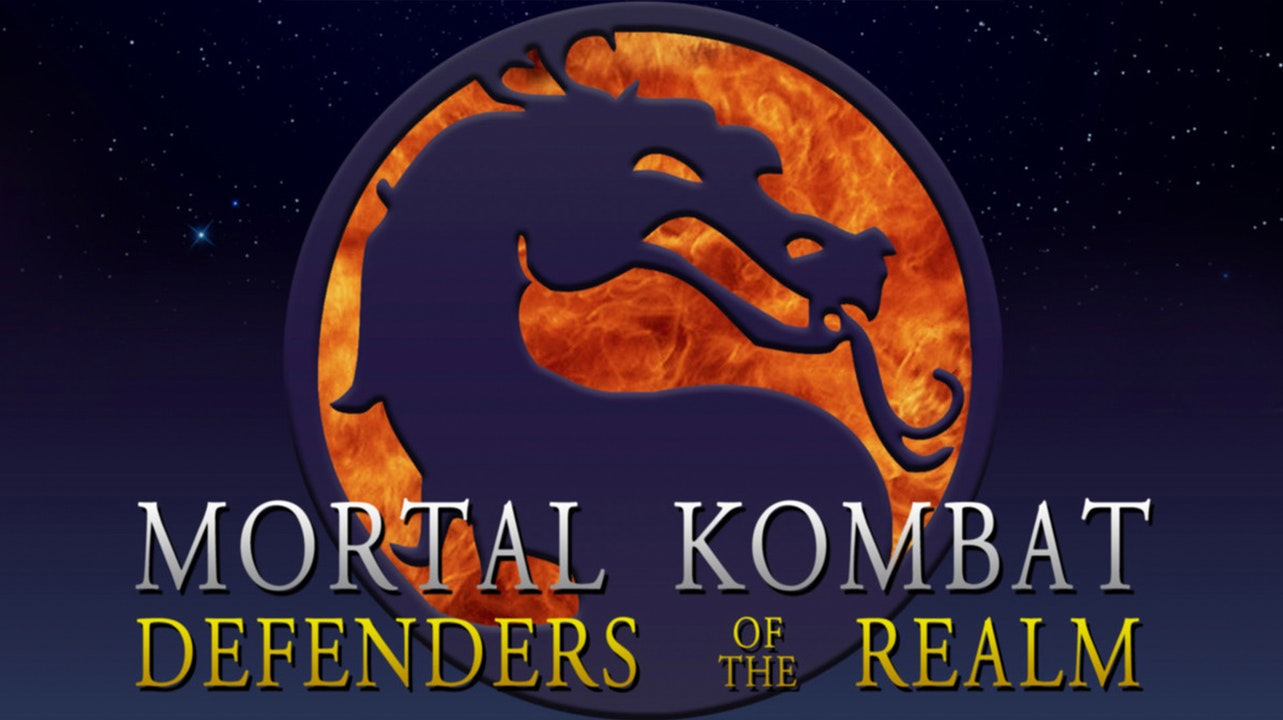 Mortal Kombat: Defenders of the Realm Blurred