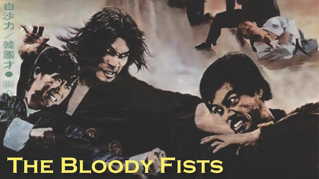 The Bloody Fists