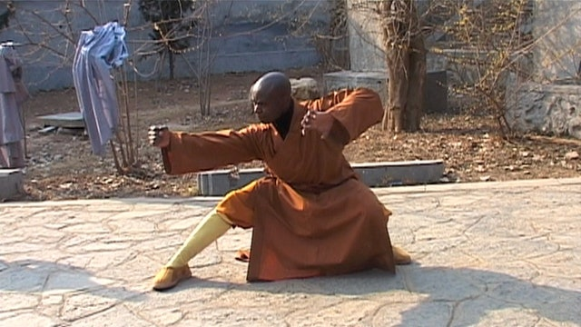 Africans in Shaolin