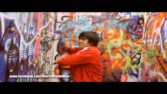 Fight Scene Blasts: Lock Blocker